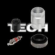 3799269 100 X núcleos de válvula de níquel-Schrader Kit de servicio TPMS 37992-69